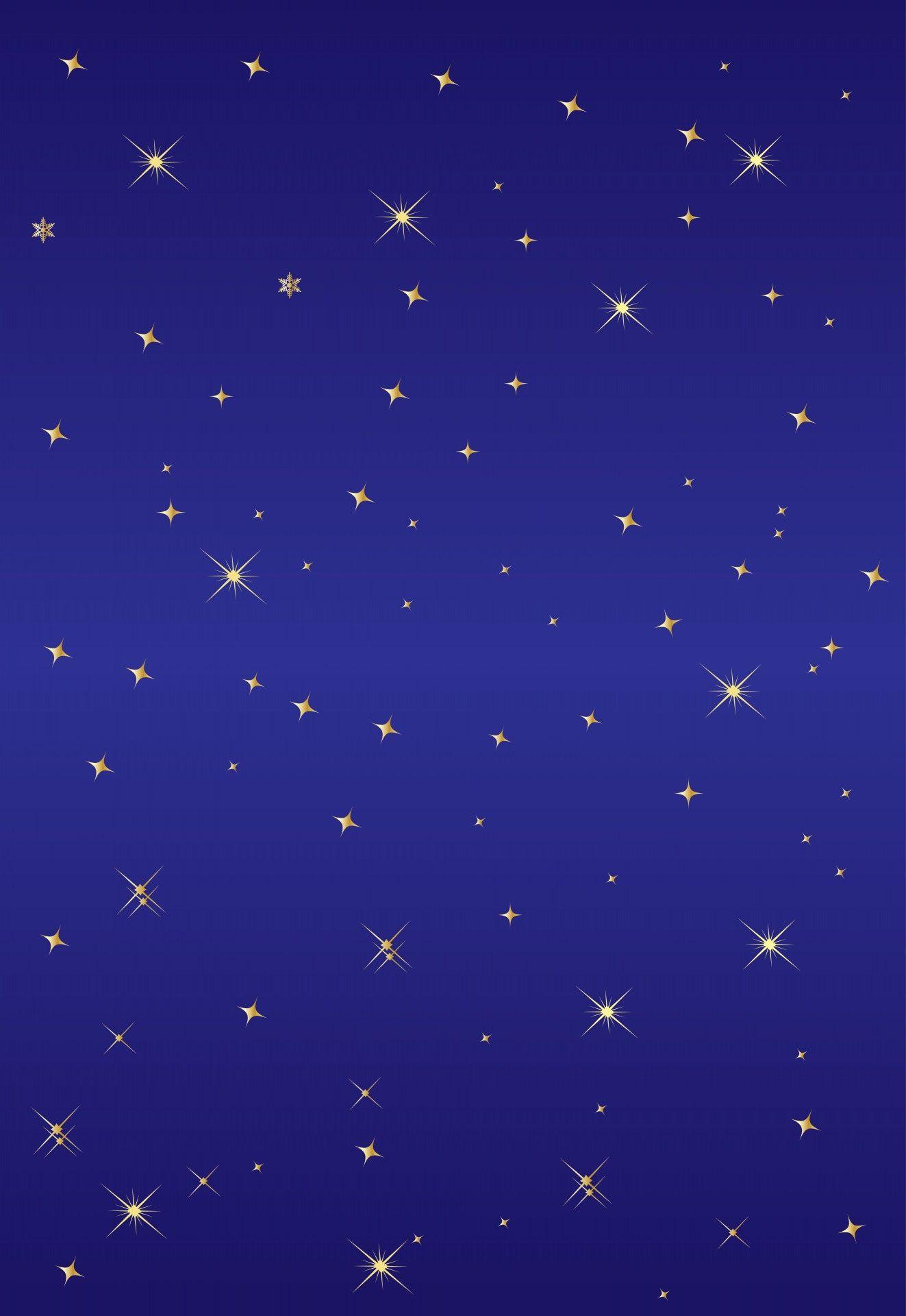 Днем, картинка звездного неба для детей