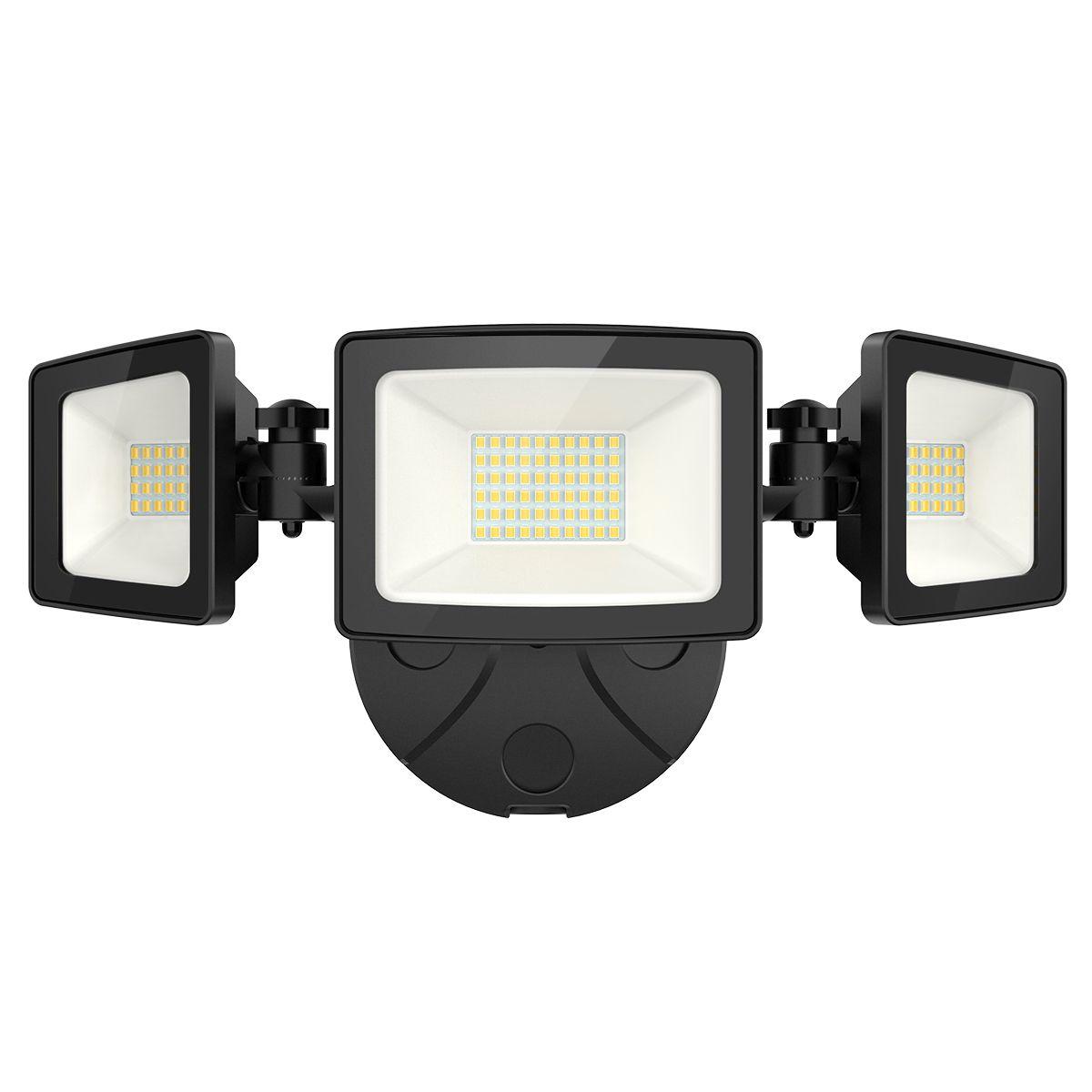 Pin On Led Sensor Floodlight Motion sensor led flood light