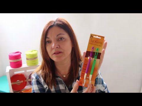 Punto doble Derecho & Revés / ¡¡ Agujas KNOOKING !! - YouTube