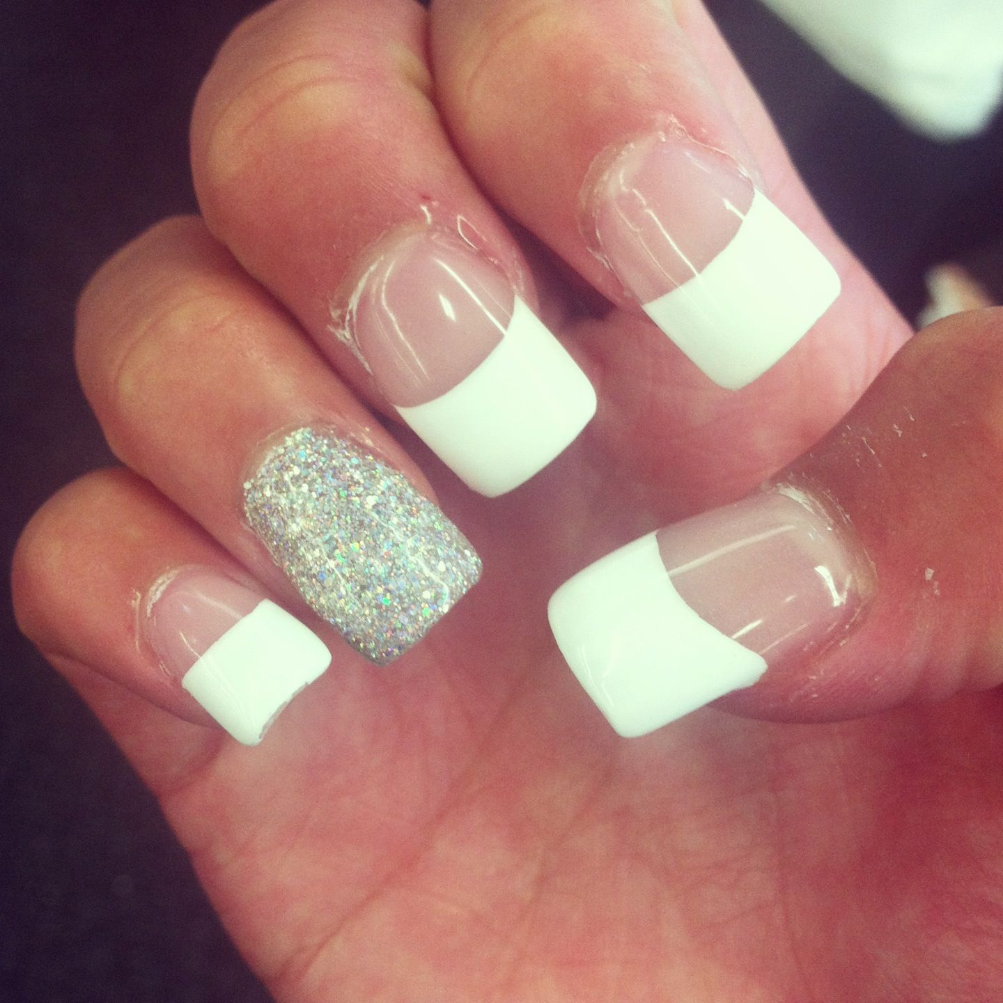 Prom Nail Ideas For Long: Prom Nails But Not So Long!