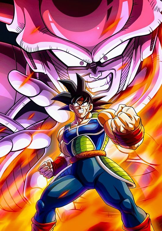 Bardock vs Frieza