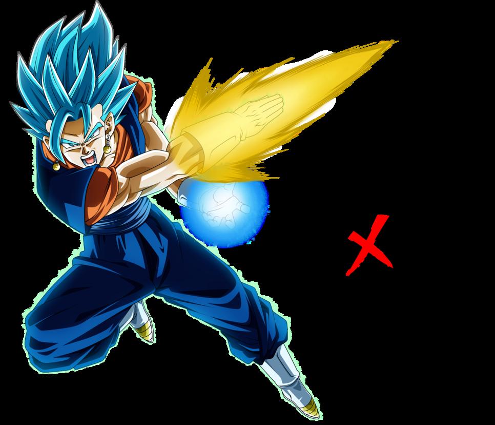 how to play goku blue