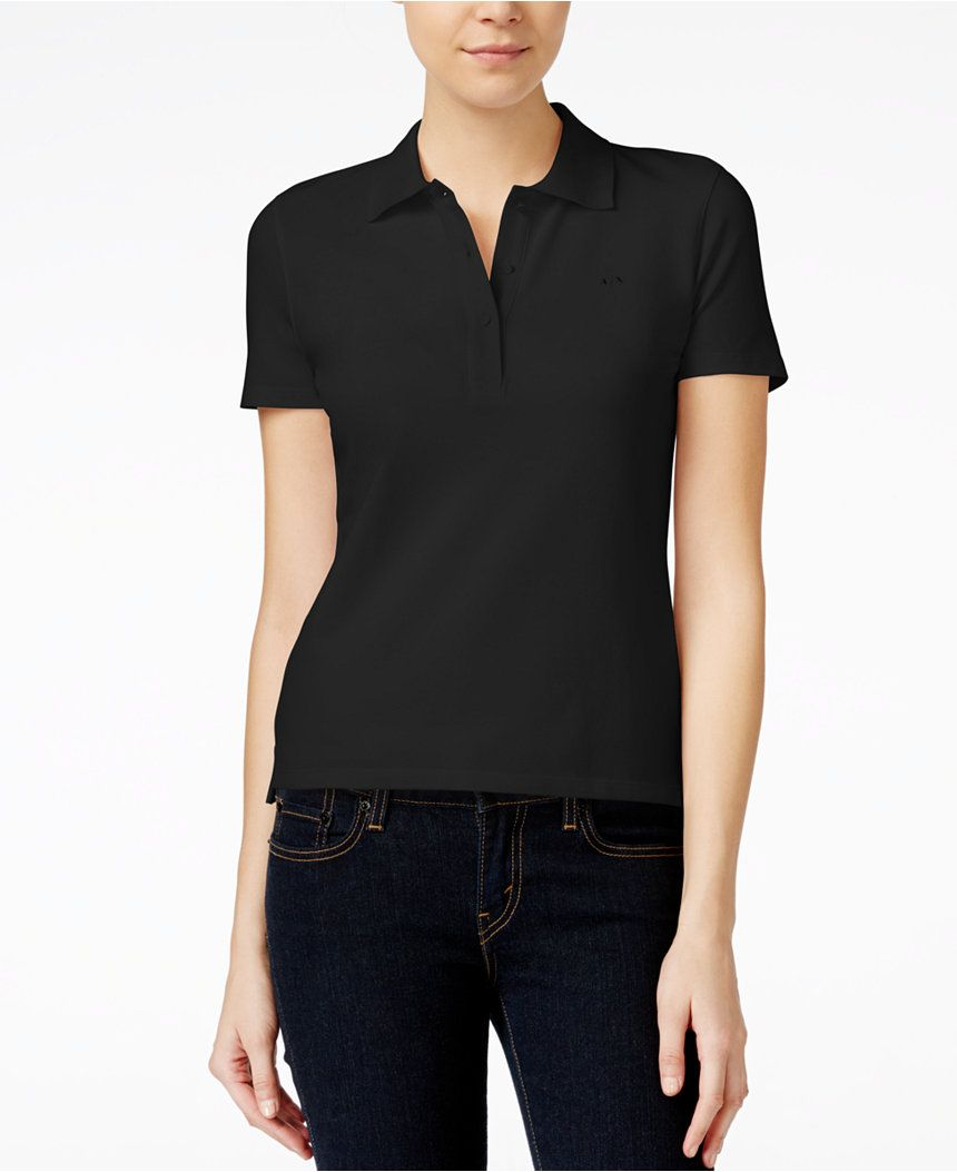 Armani Exchange Polo Shirts