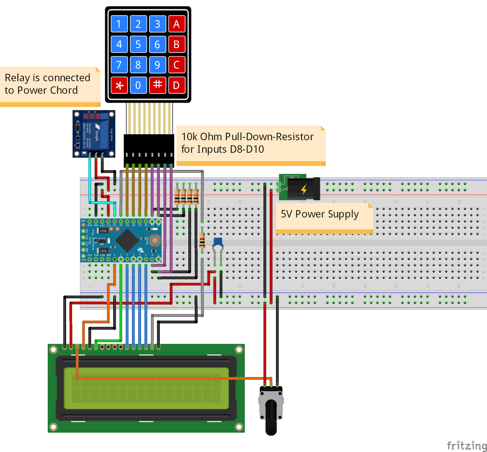 This tutorial will show you how to protect a circuit with a pin