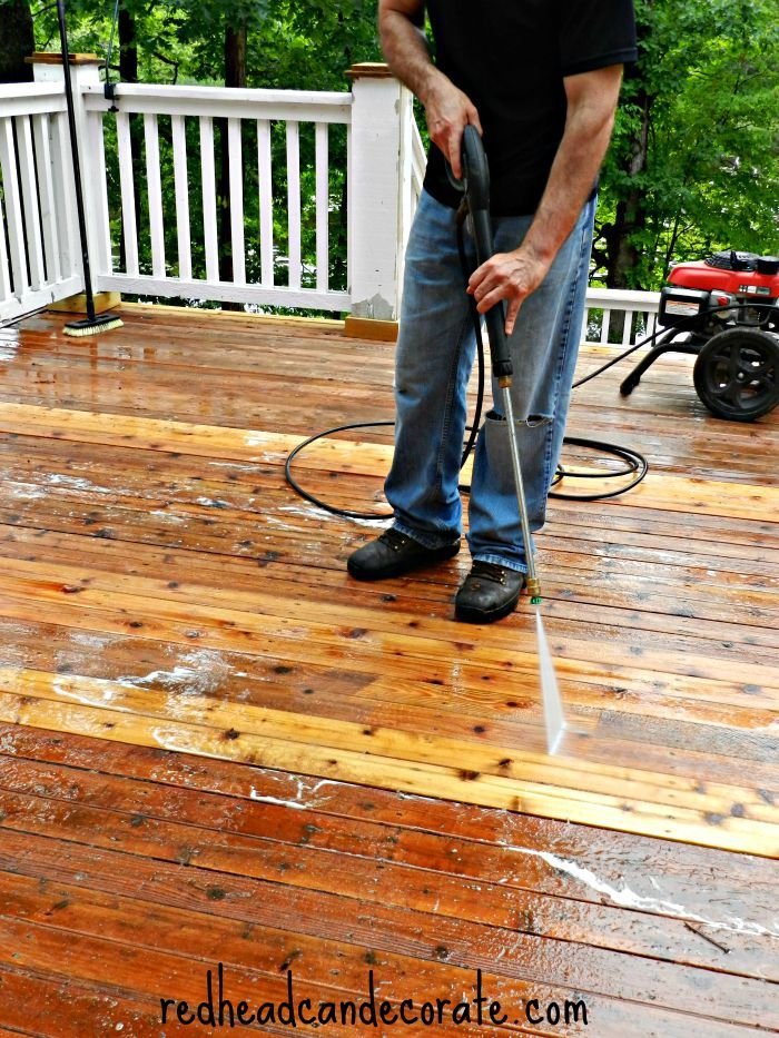 Thompson S Waterseal Deck Makeover Deck Makeover Building A