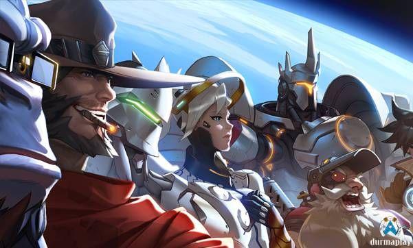 Overwatch Yeni Bir Rekora Imza Atti World Of Warcraft Entertainment Ve Call Of Duty