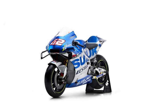 2020 Suzuki Gsx Rr Motogp Di 2020 Motogp Honda Pembalap