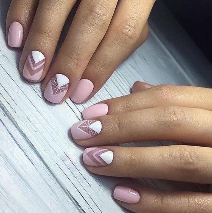 Ideas de diseño de uñas para el verano   Tonos pastel, Color rosa y ...
