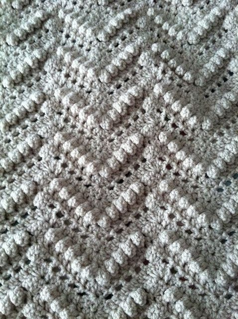 Popcorn Ripple Afghan Pattern By Mary Maxim Cute Blankets Sites