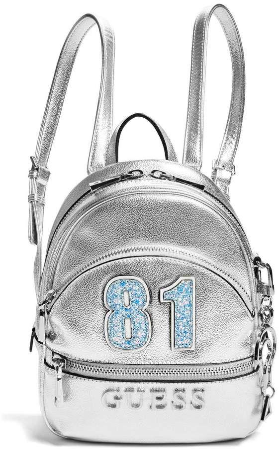 05e7b0b2dbd1 GUESS Manhattan Small Backpack GUESS GUESS Manhattan Small Backpack  98   Women  Bags  Fashion  Backpacks