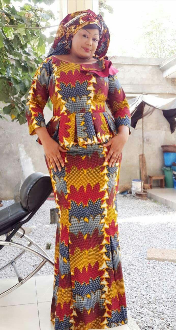 Pin by Fatmata Tarawali on Tity   African fashion skirts, African fashion, Fashion