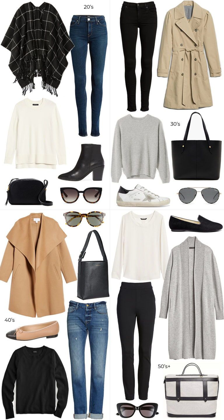 AT ANY AGE // FALL TRAVEL STYLE