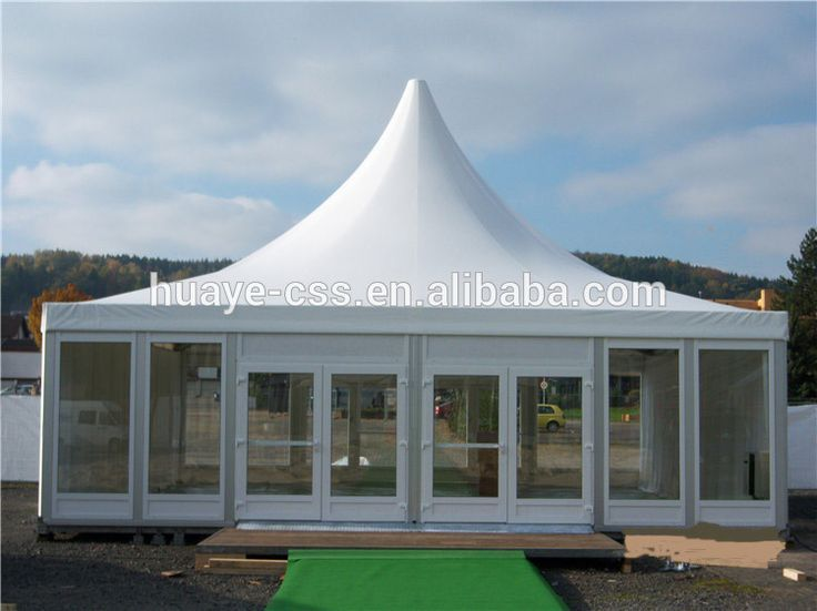 Modern Design Big Pagoda Tent Canopy For Wedding Exhibition Trade Show Wholesale