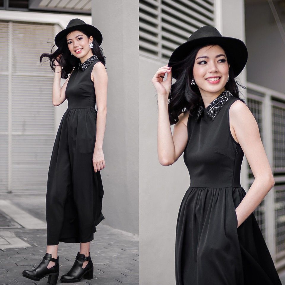 Now 10 little black dresses for - 10 Singaporean Lookbook Girls To Follow Fashion Inspiration
