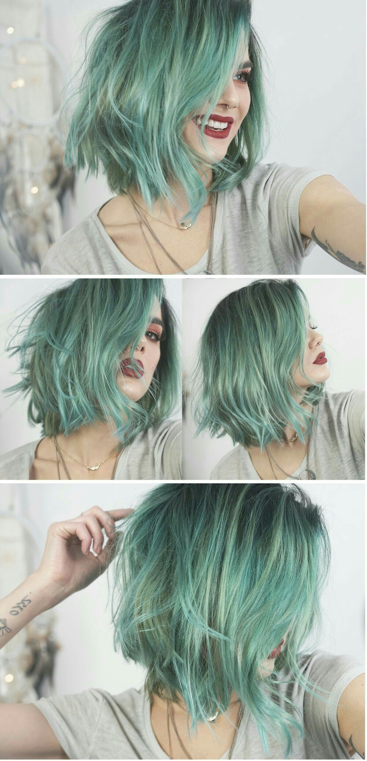 Pin by lauren kaatz on beauty and such pinterest hair coloring