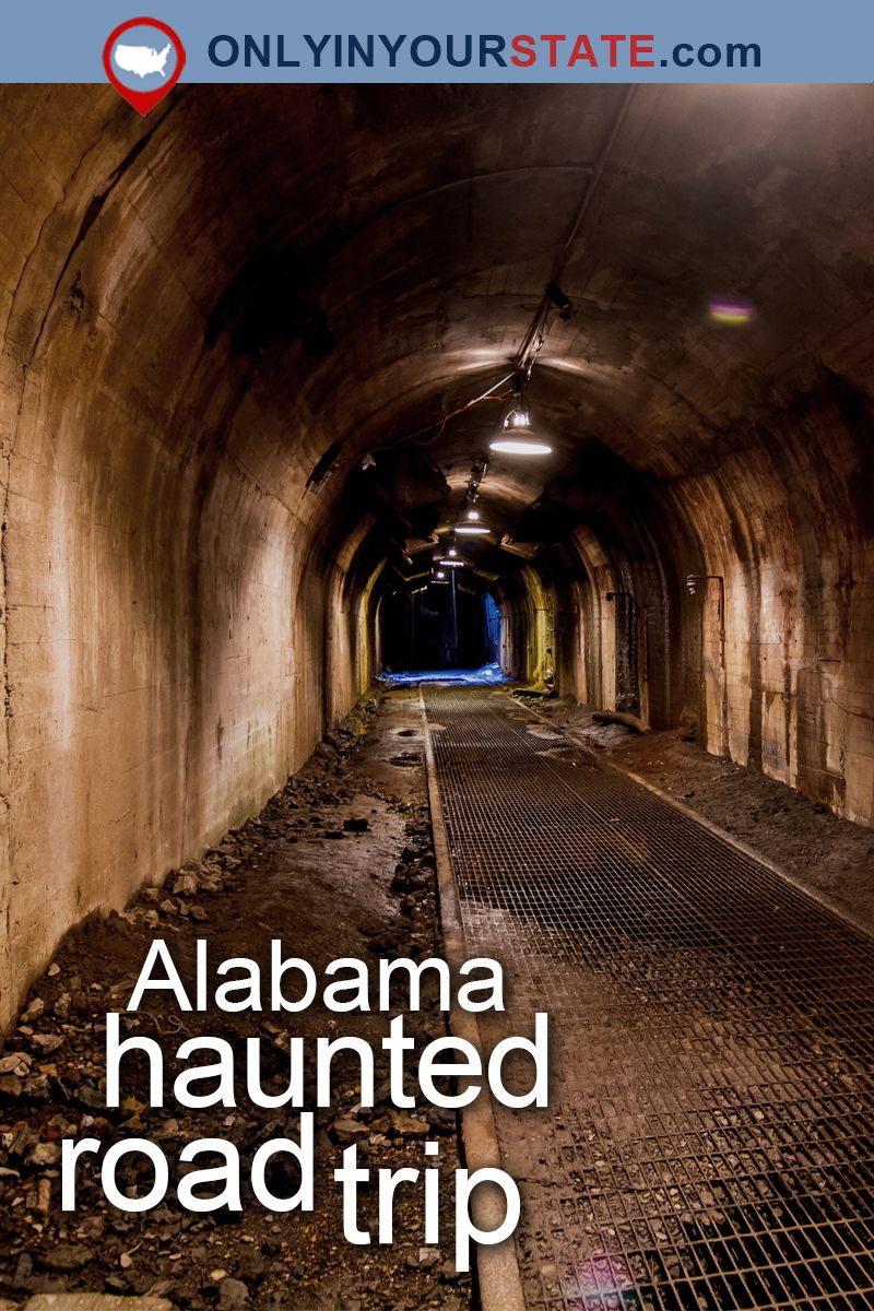Travel | Alabama | Attractions | Things To Do | Road Trips | USA | Haunted  US | Real Haunted Places | Ghost Stories | Haunted Road Trip | Halloween |  Scary ...