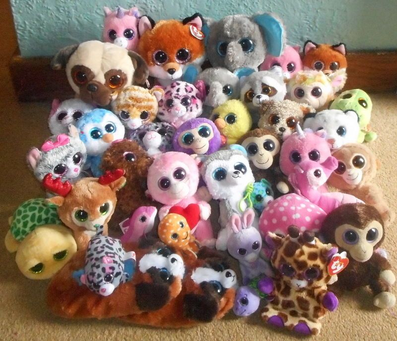 Stuffed & Plush Animals Back To Search Resultstoys & Hobbies Trustful Ty Beanie Boo Teeny Tys Plush Icy The Seal 9cm Ty Beanie Boos Big Eyes Plush Toy Doll Purple Panda Baby Kids Gift Mini Toys
