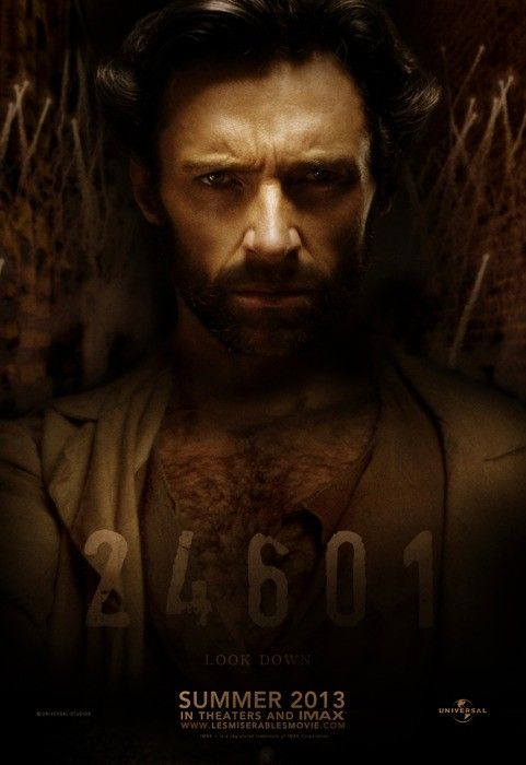 Hugh Jackman As Jean Valjean In Les Miserables Dies This Is Going To Be So Freaking Awesome Les Miserables Movie