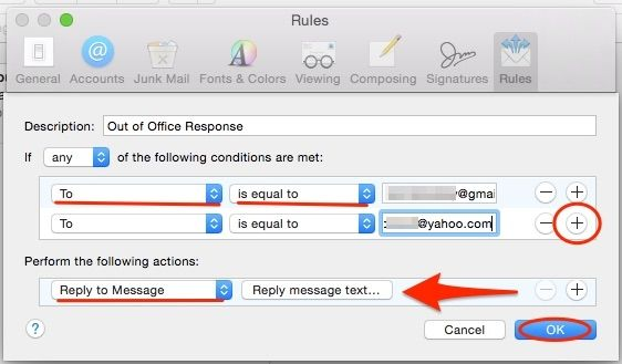 How To Set Up Out Of Office Auto Reply For Outlook Gmail Icloud