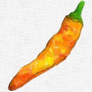 COSTENO AMARILLO Hot Pepper Seeds - 10 seeds - Chilli Pepper Seeds #hotpepperseeds #hotpeppers #seeds #hotpepper #peppers