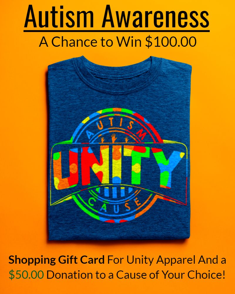 f168d13e459 Autism awareness clothing Made For You, Designed For Autism Awareness  charity. Unity Apparel Brand Rasing Awareness About Autism and Providing  Help With ...