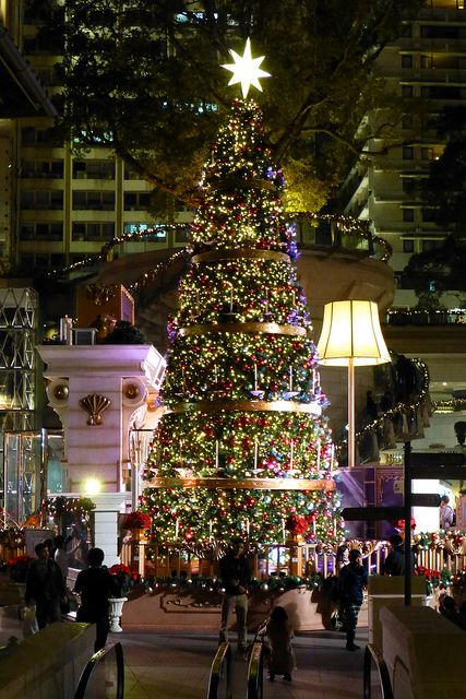 Christmas In Hong Kong | Flickr