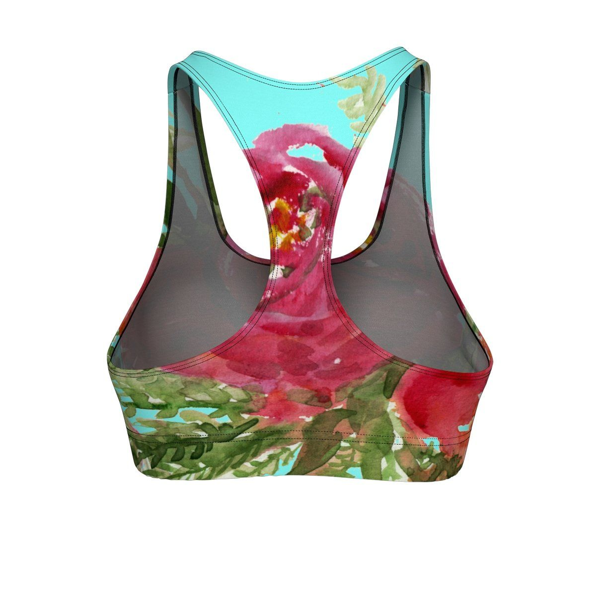 This is a dreamy designer red rose queen floral designer