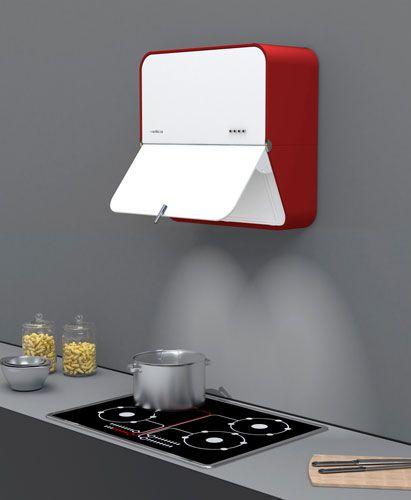 La nouvelle hotte design d\u0027Elica Pinterest - hotte de cuisine  cm