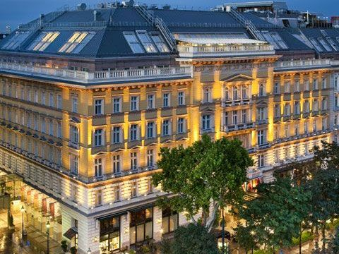 Explore The Grand Hotel Wien In Vienna View Our Rooms Suites Restaurants Spa And Other Facilities