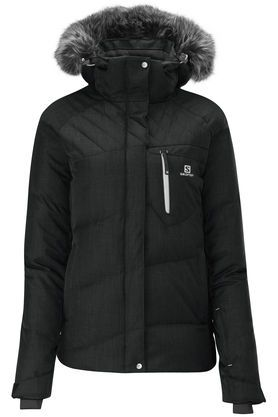 a0c9eec545d Salomon Women's Pic Down Jacket for skiing @ Xmas | Ski and Après ...