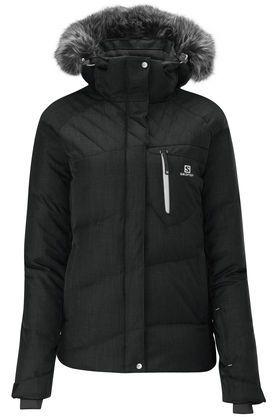 51f6f4f45c7 Salomon Women's Pic Down Jacket for skiing @ Xmas | Ski and Après ...