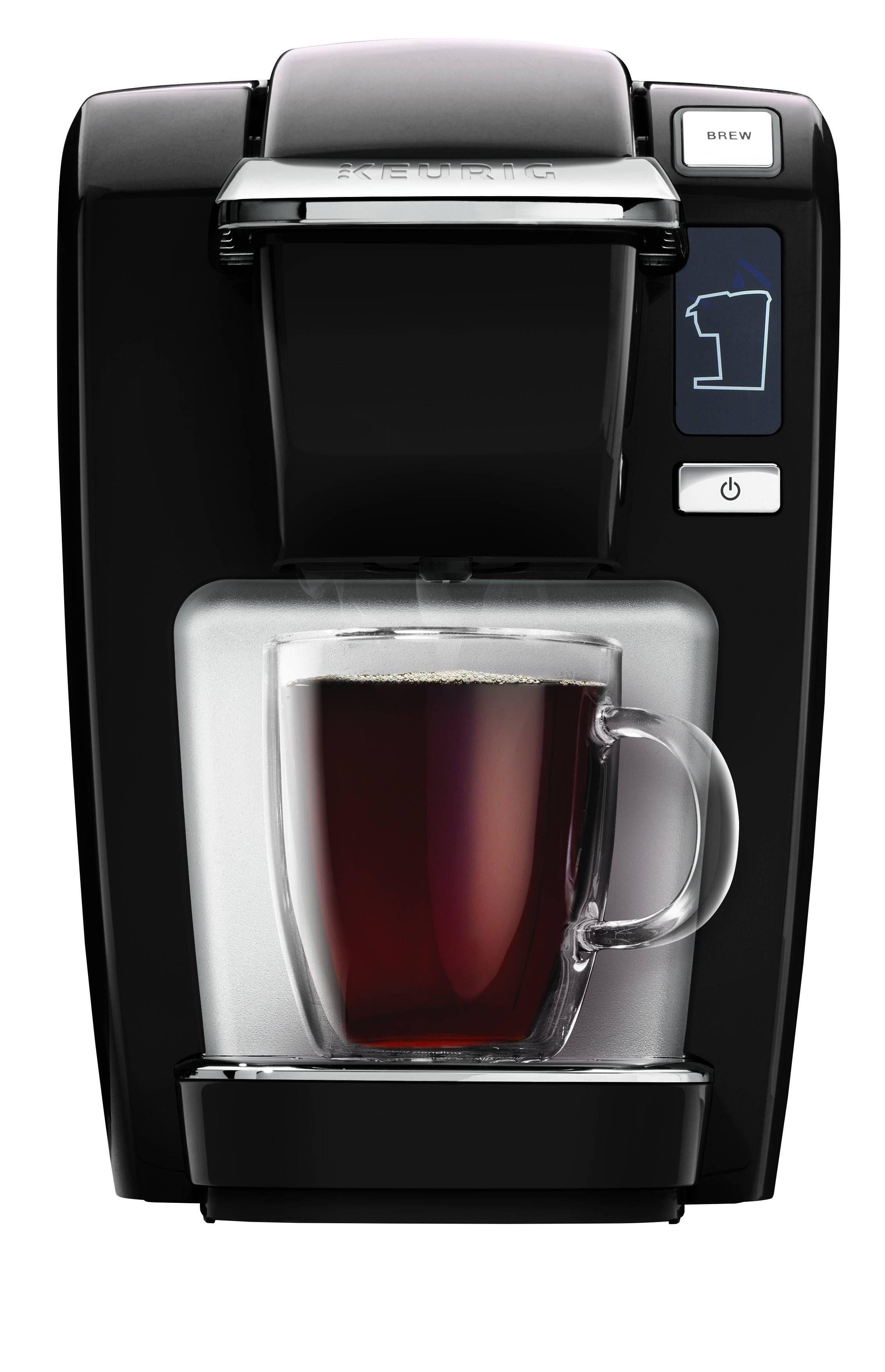 Keurig K Mini K15 Single Serve Black K Cup Coffee Maker Walmart Com Coffee Maker Keurig Single Serve Coffee Makers