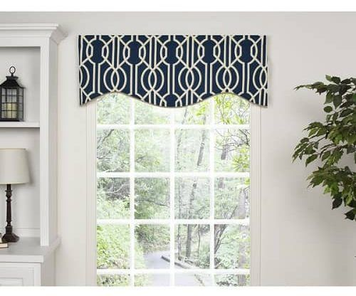 15 adorable overstock modern valances for living room decor | home