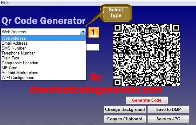 Qr code generator online with logo - Direct Download With
