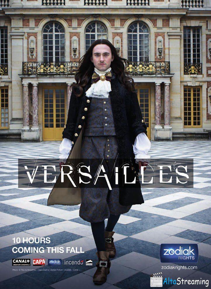 Versailles Saison 3 Netflix : versailles, saison, netflix, Versailles, Series,, Versailles,, George, Blagden