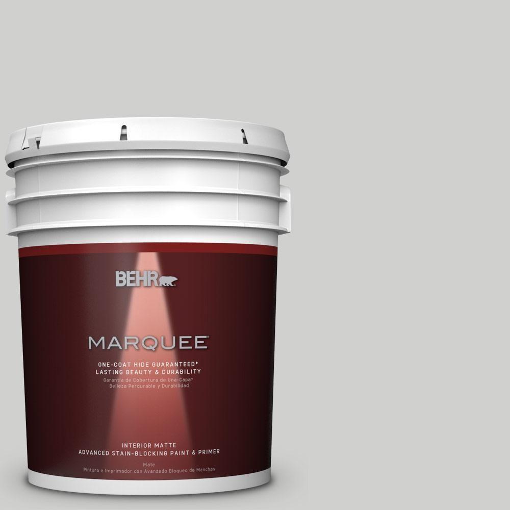 BEHR MARQUEE 5 gal. #PPU26-15 Halation Matte Interior Paint