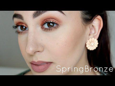 Spring Bronze | Makeup Tutorial - YouTube