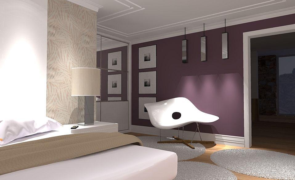 móveis planejados em quarto de casal 150x150