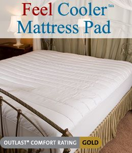 The Feel Cooler Cooling Mattress Pad That Was Recommended By Dr
