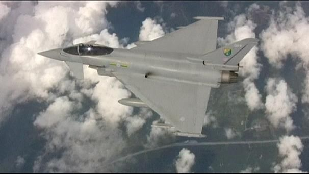 RAF fighter jets scrambled to intercept flight from Bucharest and