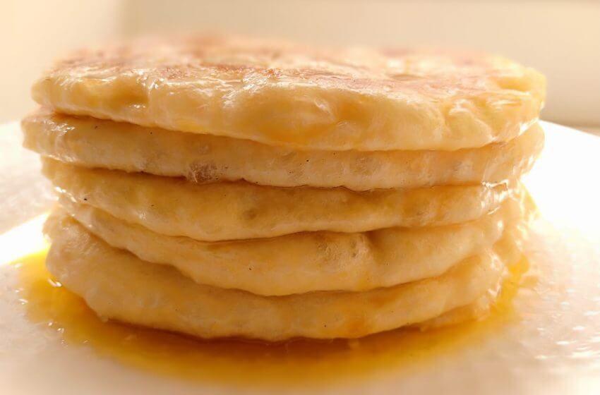طريقة عمل خبز الشيار المغربي البوشيار أو البطبوط مخبوزات Momkitchenista Recipe Apple Pie Food Desserts