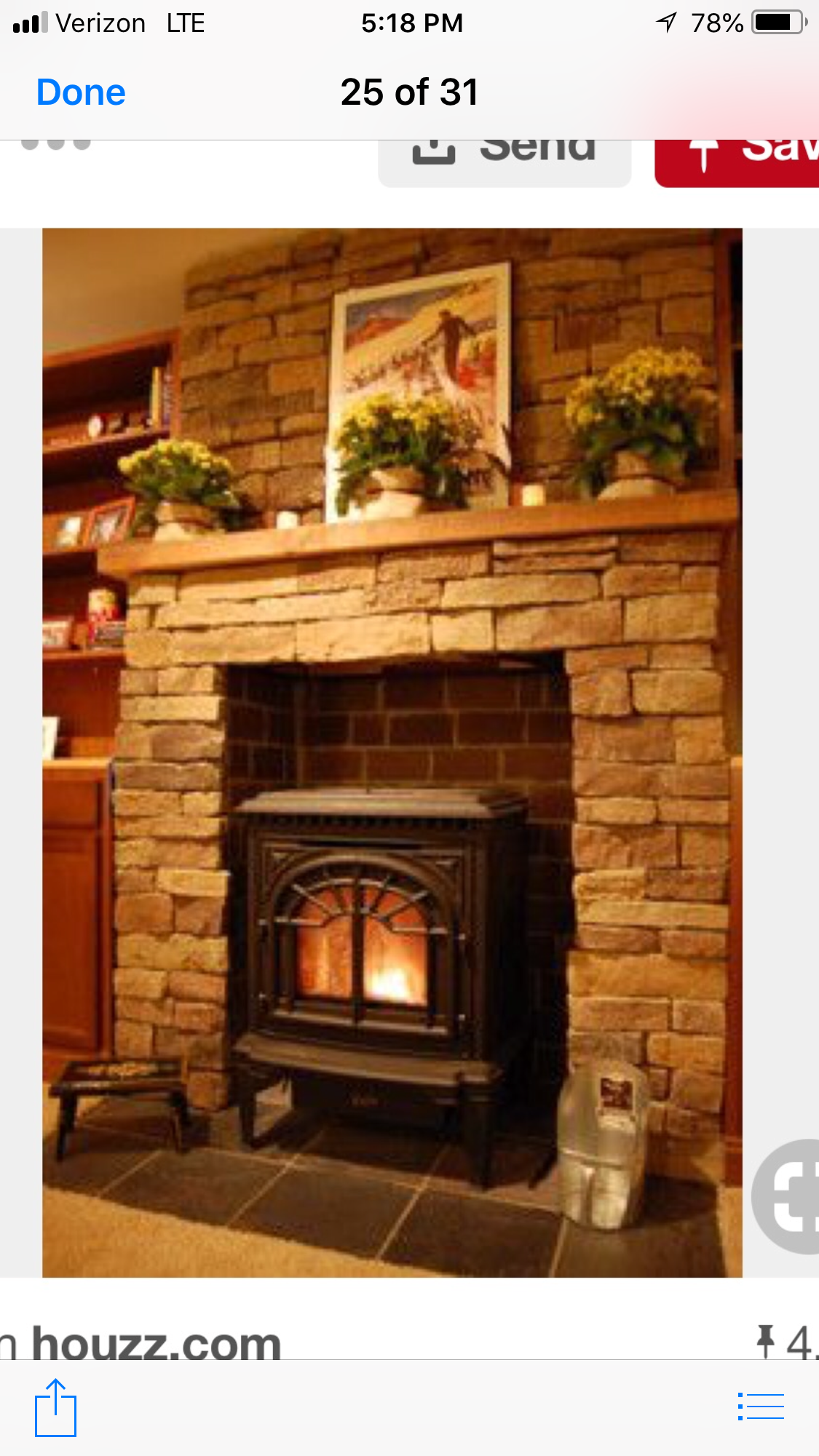 Pin By Cathy On Fireplace In 2019 Stove Fireplace Wood Pellet