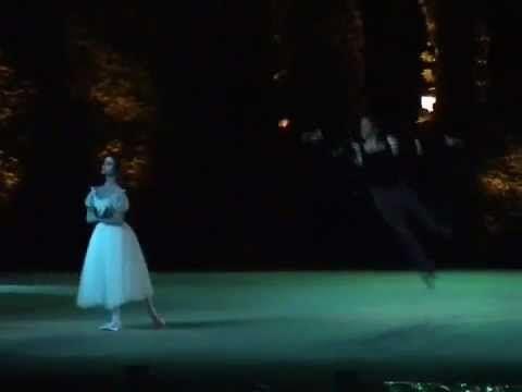 Mathilde Froustey Josua Hoffalt Giselle pas de deux concours Varna 2004