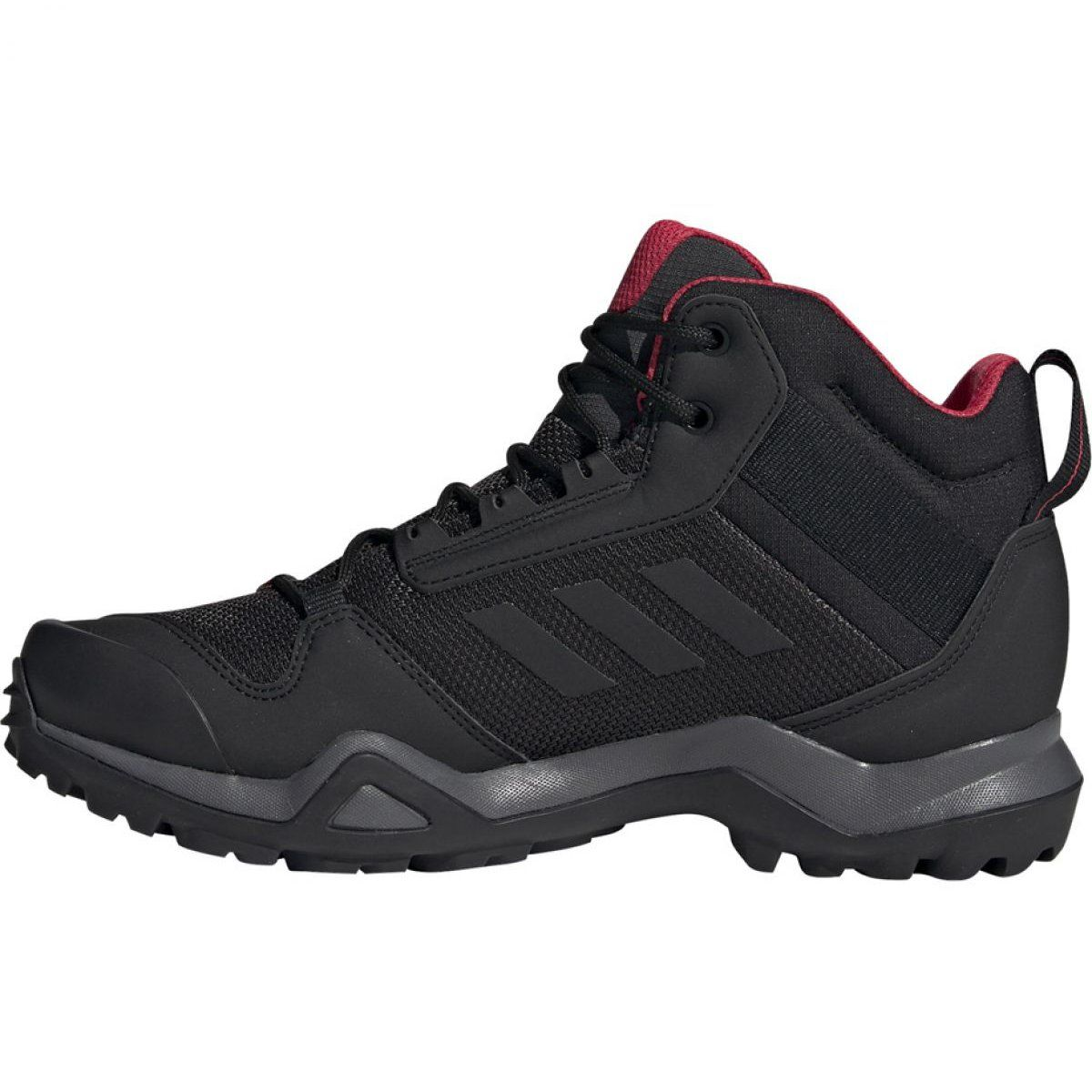 Buty Trekkingowe Adidas Terrex Ax3 Mid Gtx W Bc0590 Czarne Trekking Shoes Adidas Shoes Women Adidas Shoes