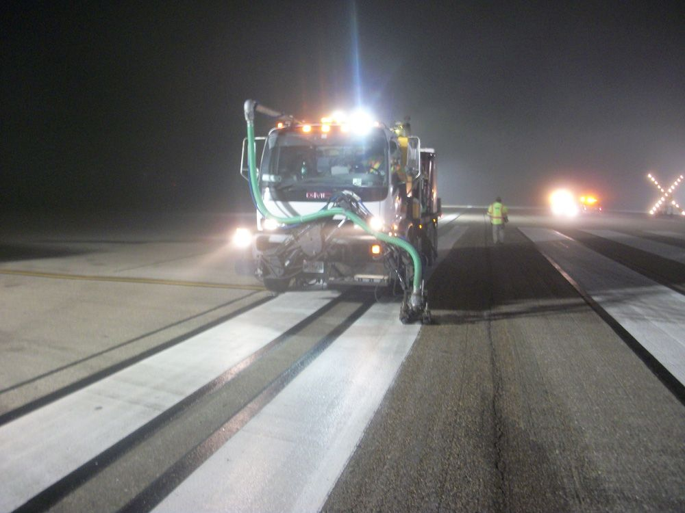 Complete Road Striping Services in Florida Repair and