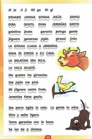 Pin De Sofia Elisa Silva Benites En Lectura Lectura Y