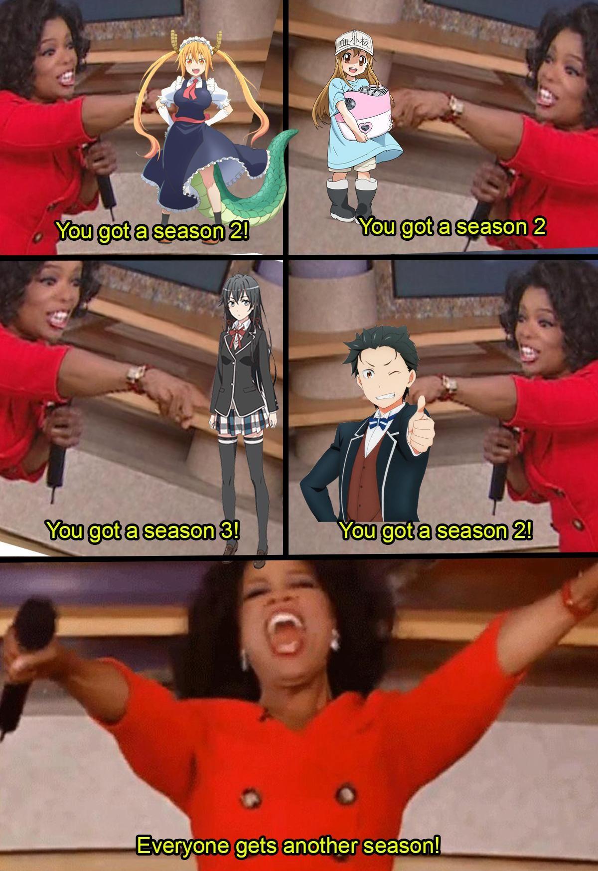 No Game No Life No Season 15   Anime memes funny, Anime memes, Memes