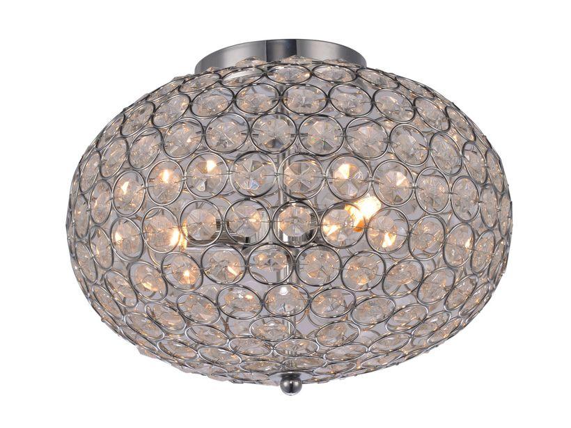 Rlx92191 3 Rosa Lampa Sufitowa Oświetlenie Salon Meblowy