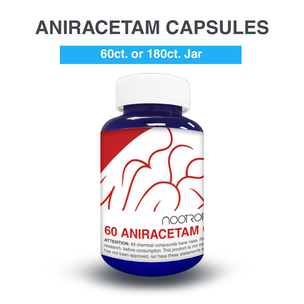 Buy Tianeptine Sulfate Capsules - Nootropics Depot is the most