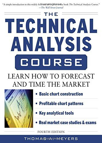 The Technical Analysis Course Learn How To Forecast And Time The